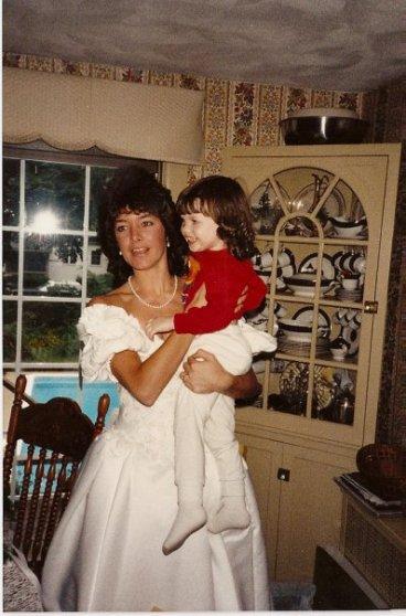 Auntie Kimmie & me