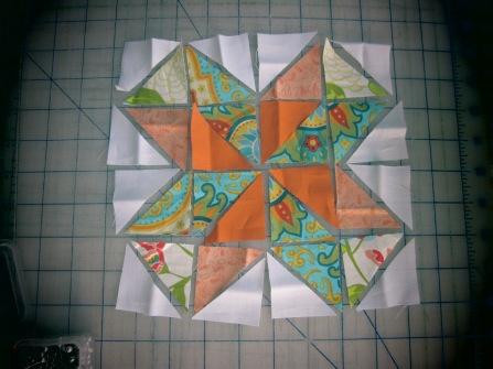 Pinwheel Star Block