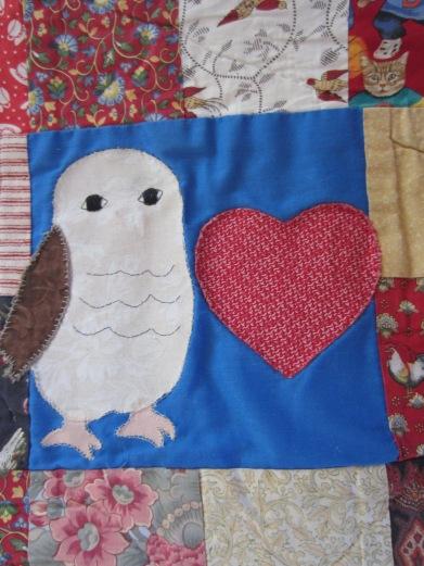 Beakless Owlet