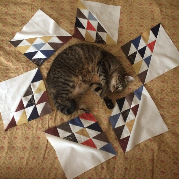 Gift Fox Quilts - Fall Migration Quilt