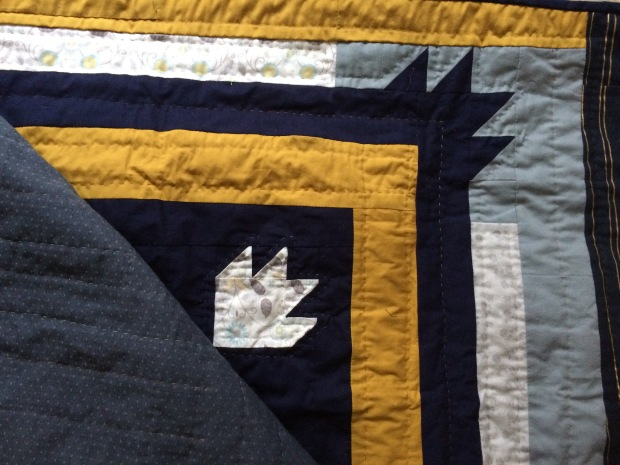Gift Fox Quilts Dragon Claw Baby Quilt