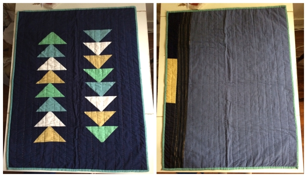 Gift Fox Quilts - Sea Stack